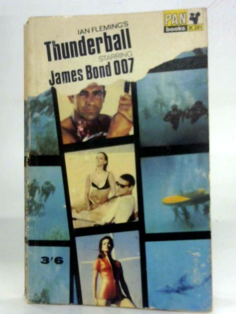 Thunderball (Film tie-in edition) By Ian Fleming