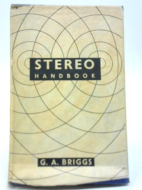 Stereo Handbook by G. A. Briggs