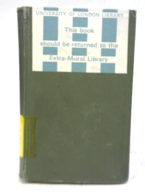 Time And Tide & The Crown Of Wild Olive By J Ruskin
