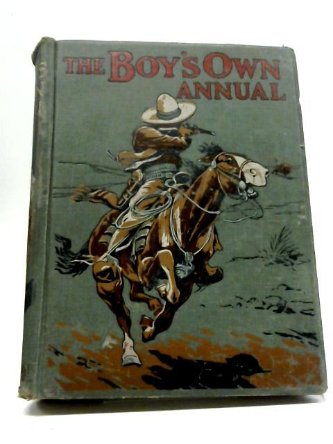 Boy's Own Annual Volume 38 by Various
