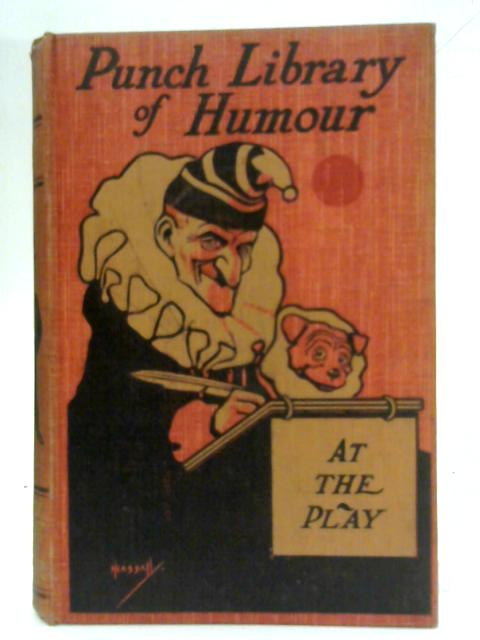 Mr Punch at the Play By Keene