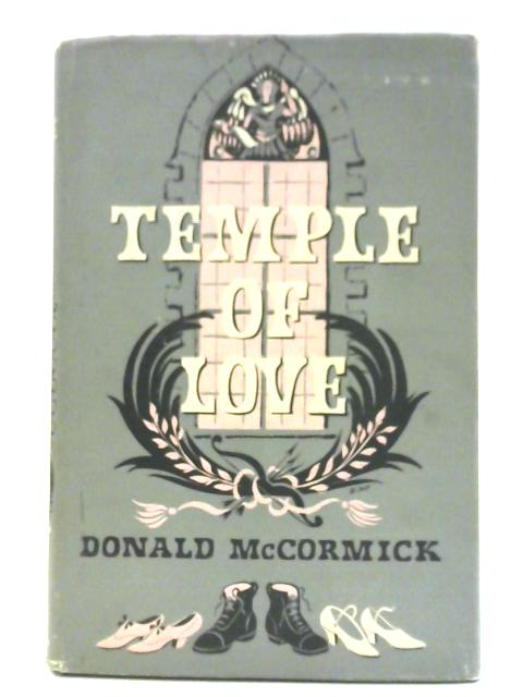 Temple Of Love by Donald McCormick