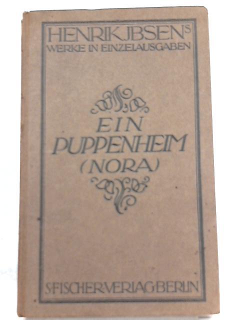 Ein Puppenheim by Henrik Ibsen