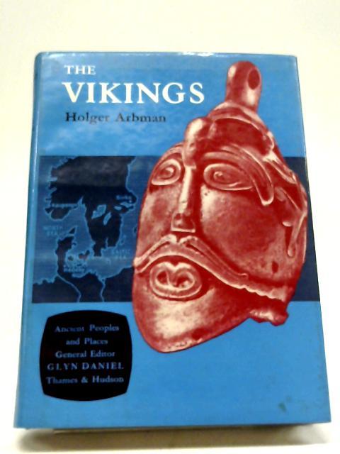 The Vikings By Holger Arbman