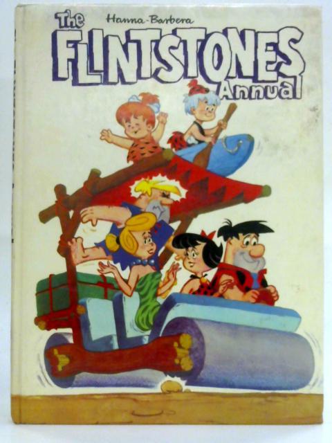 The Flintstones Annual by Hanna-Barbera