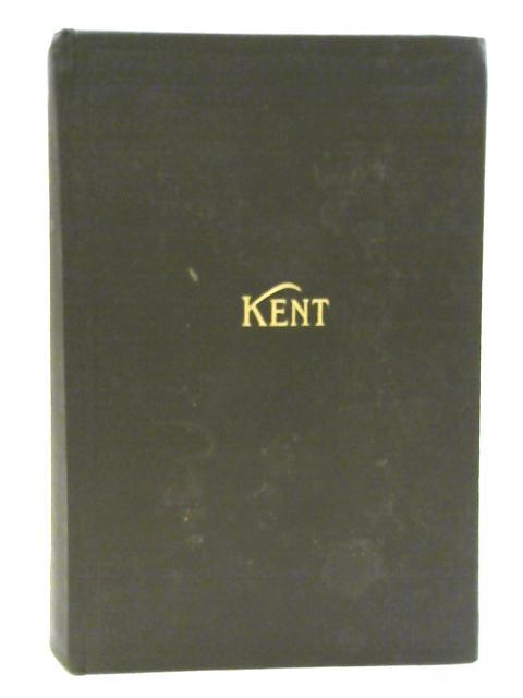 Kent's Mechanical Engineers' Handbook by J. Kenneth Salisbury