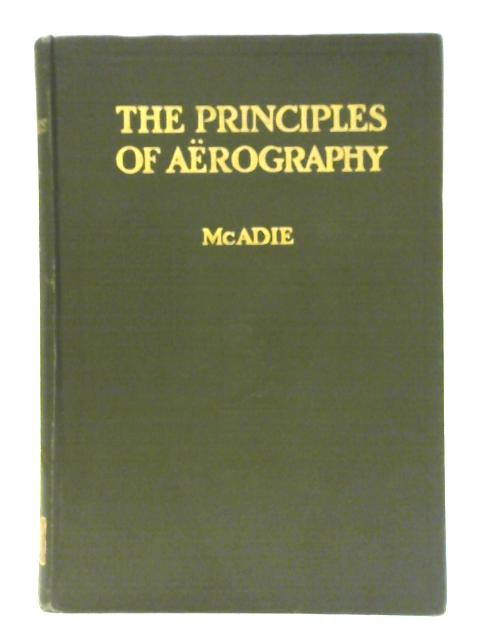 The Principles of Aerography by McAdie