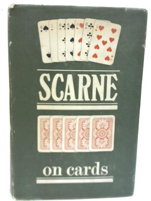 Scarne on cards by John Scarne