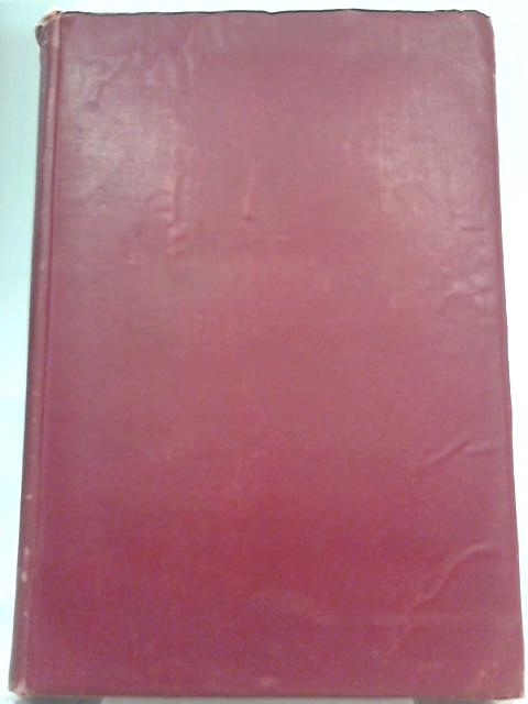 Documents on International Affairs 1938 Vol. I By Curtis. Monica