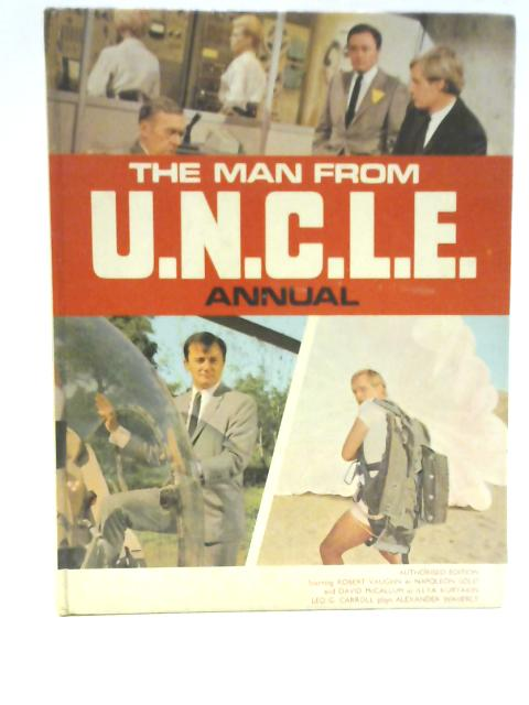 The Man from Uncle Annual by Unstated
