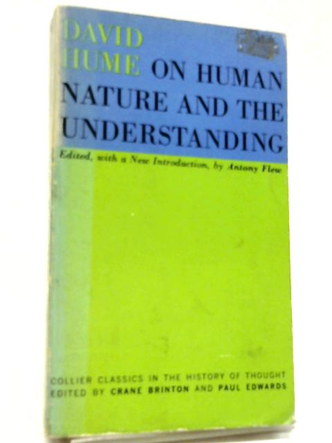 On Human Nature And The Understanding by D. Hume
