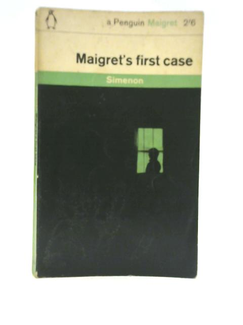 Maigret's First Case by Georges Simenon