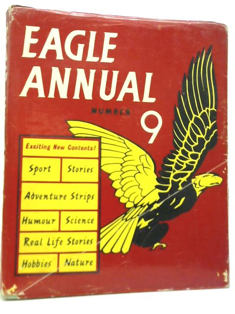 Eagle Annual Number 9 by Marcus Morris