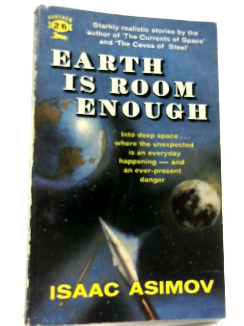 Earth Is Room Enough (Panther Books-no.1042) by Isaac Asimov