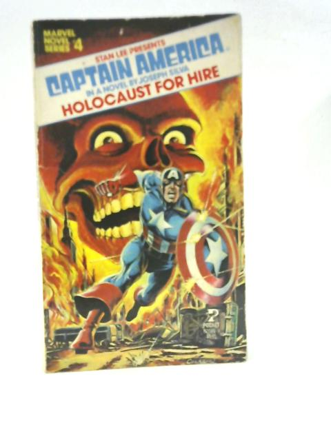 Captain America Holocaust for Hire By Joseph Silva