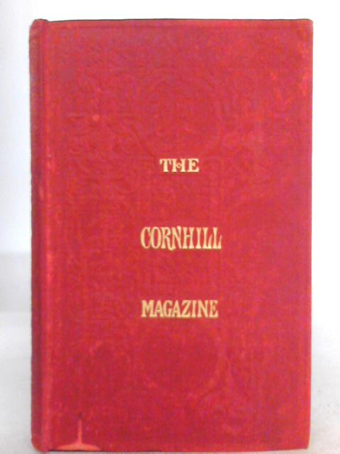 The Cornhill Magazine New Series Vol. XIX July to December 1892 by