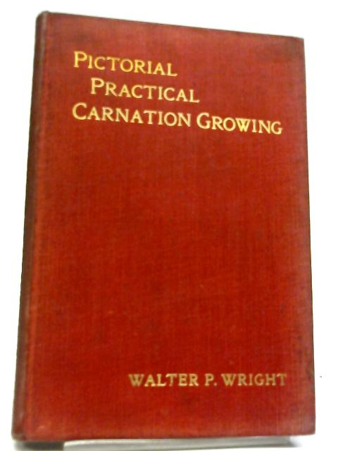 Pictorial Practical Carnation Growing by Walter P. Wright