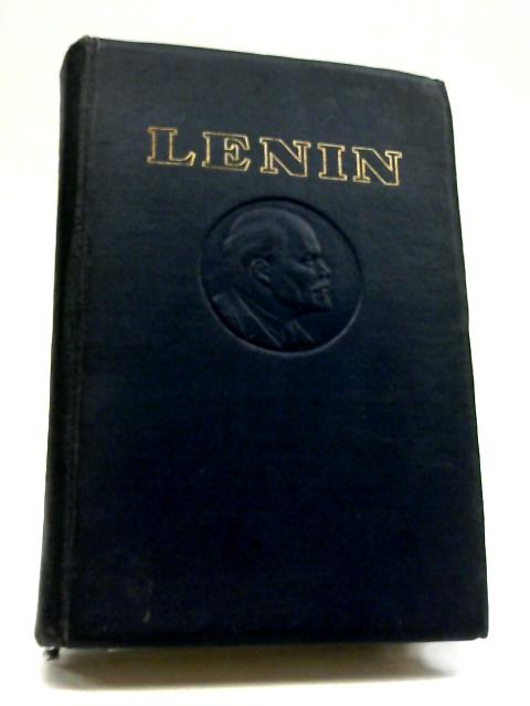 The Essentials of Lenin: Volume 1 by V. Lenin