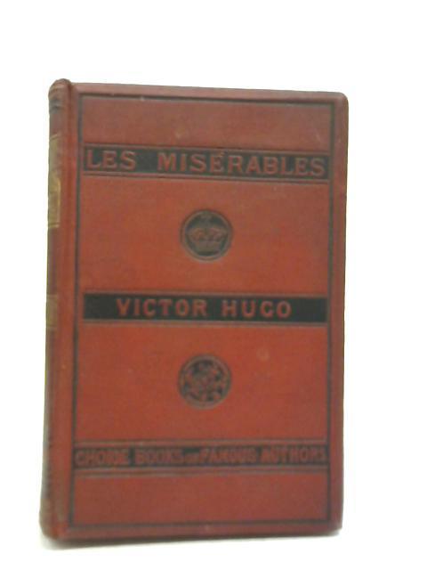 Les Miserables. Fantine. A Romance By Victor Hugo