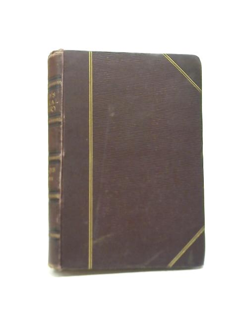 A Hand-Book to the Primates. Vol I By Henry O. Forbes