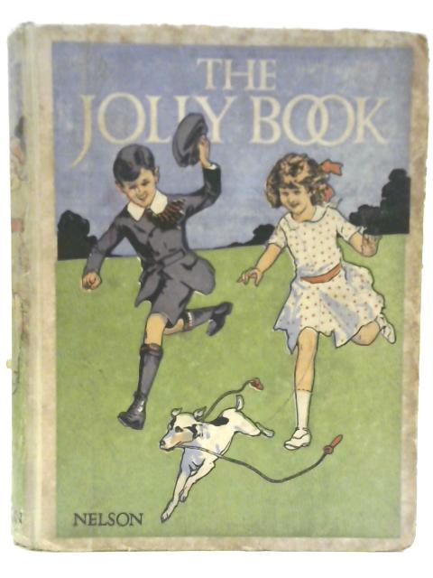 The Jolly Book Fourteenth Year by Edwin Chisholm