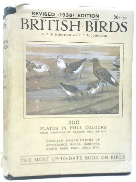 British Birds By F B Kirkman& F C R Jourdain