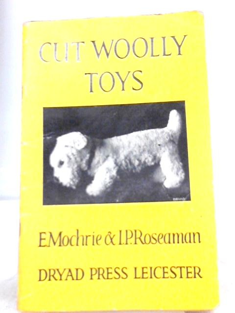 Cut Woolly Toys by Elsie Mochrie