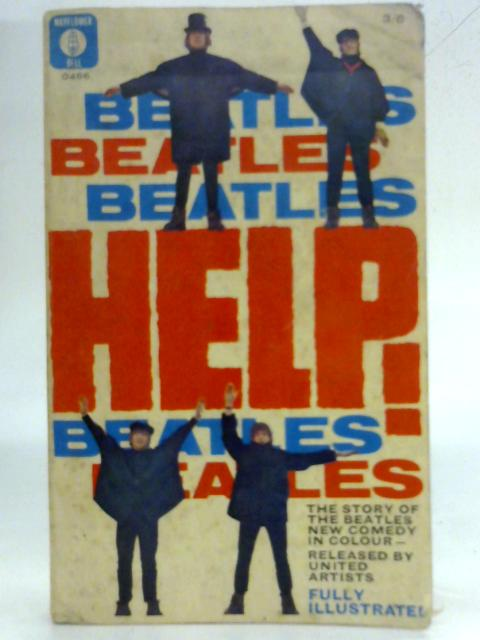 "The Beatles in ""Help"" (Mayflower-Dell paperbacks) By Al Hine"