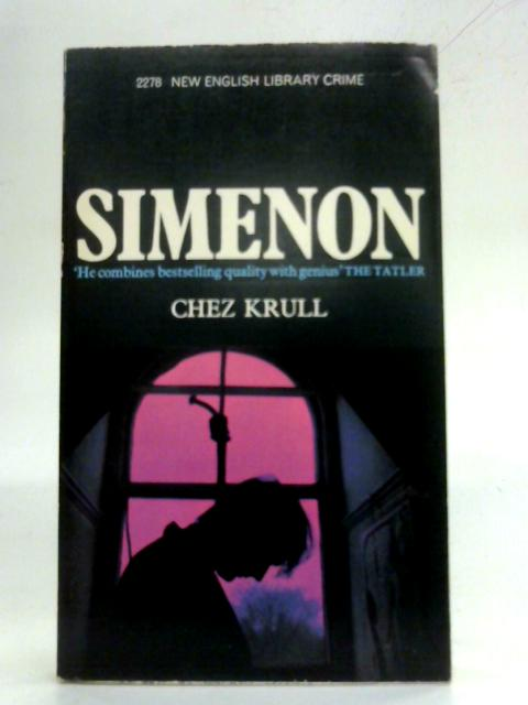 Chez Krull By Georges Simenon