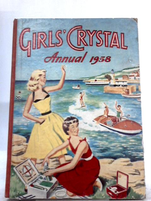 Girls' Crystal Annual 1958