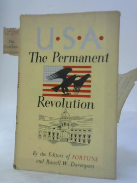 USA: The Permanent Revolution by Russell W. Davenport