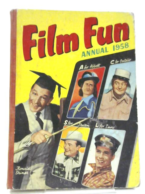 Film Fun Annual 1958