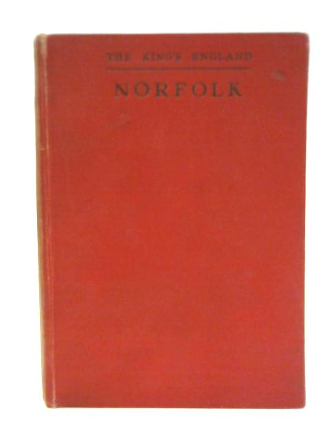 The King's England Series: Norfolk by Arthur Mee
