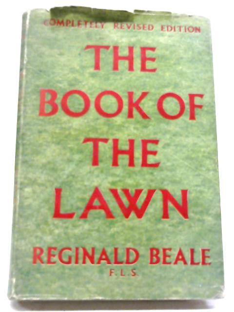 The Book of the Lawn by Reginald Beale