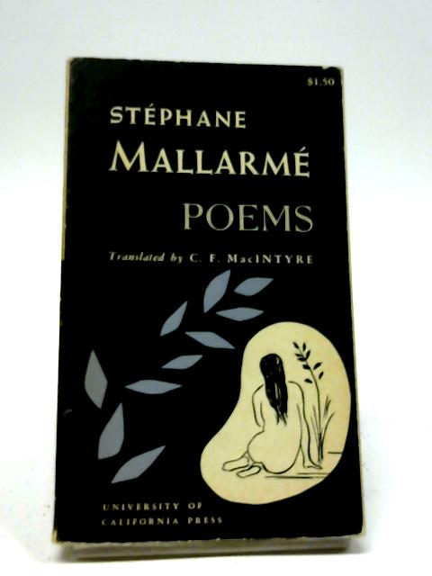 Selected Poems By S. Mallarme