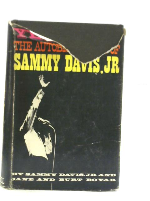 Yes I Can by Sammy Davis