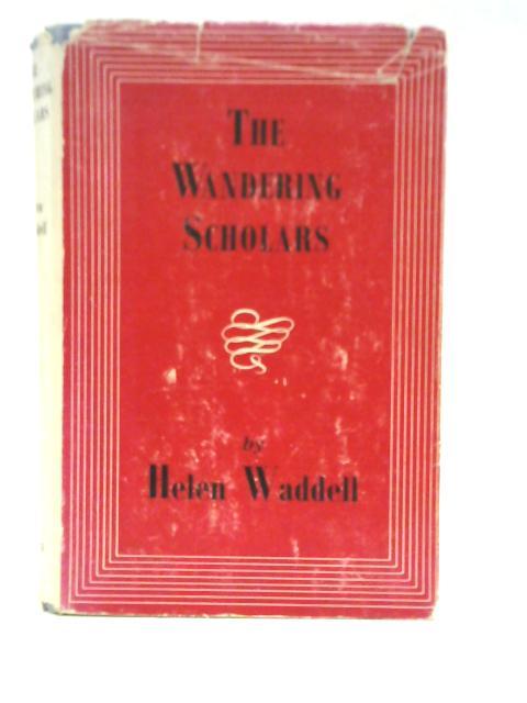Wandering Scholars by Helen Waddell