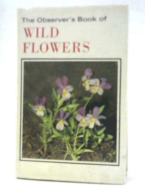 Observer's Book of Wild Flowers (Observer's Pocket) by W. J. Stokoe