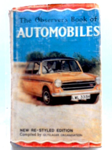 The Observer's Book of Automobiles by
