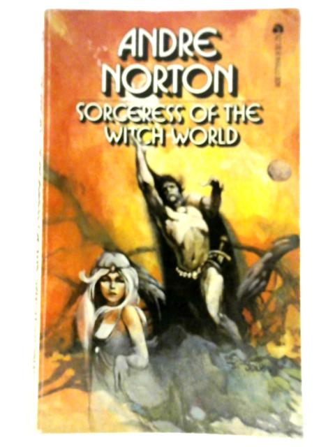 Sorceress of the Witch World By Andre Norton
