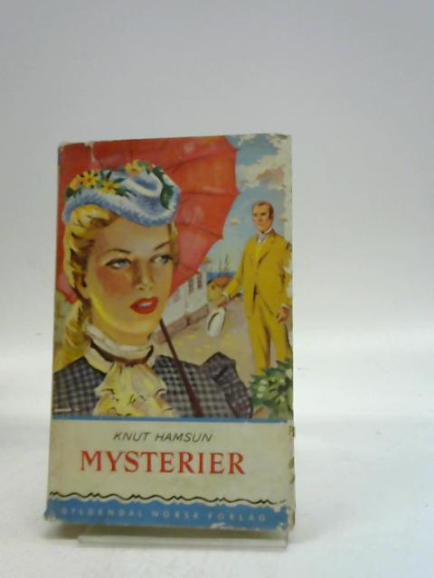 Mysterier By Knut Hamsun