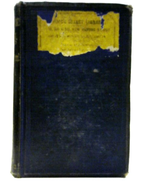Madonna Mary Volume II By Mrs Oliphant