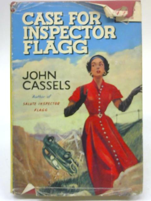 Case for Inspector Flagg. by John Cassels