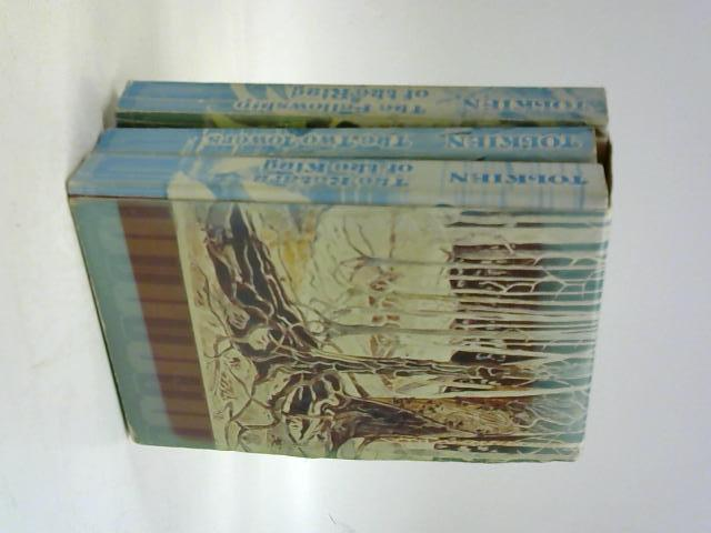 The Lord of the Rings Trilogy Classic 1970s Box Set Edition by J R R Tolkien