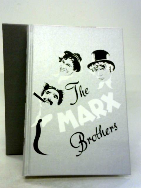 The Best of the Marx Brothers by Marx, Groucho, Chico, Harpo et al