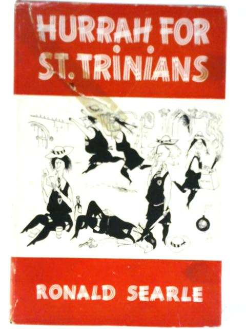 Hurrah for St Trinian's and Other Lapses by Ronald Searle