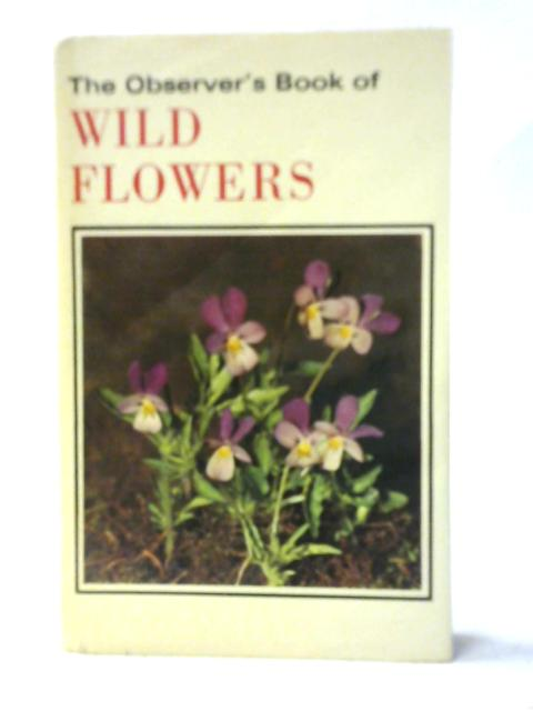 The Observer's Book of Wild Flowers by