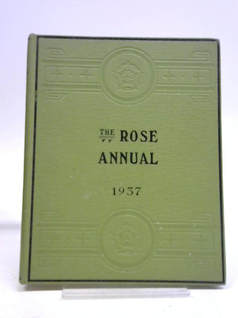 The Rose Annual 1937 of the National Rose Society By Courtney Page (ed)