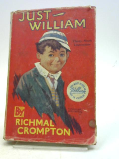 Just - William by Richmal Crompton