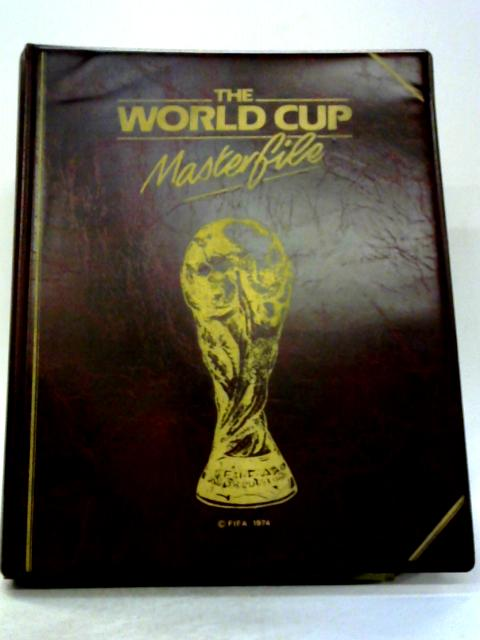 World Cup Masterfile - Mexico 1986 25 Postcards with stamps By Fifa